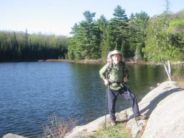 camping on lac philippe in gatineau park may 2007. Black Bedroom Furniture Sets. Home Design Ideas